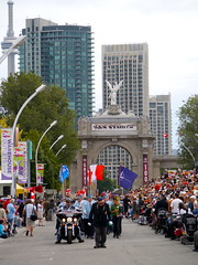 CNE Warrior's Day Parade 2014