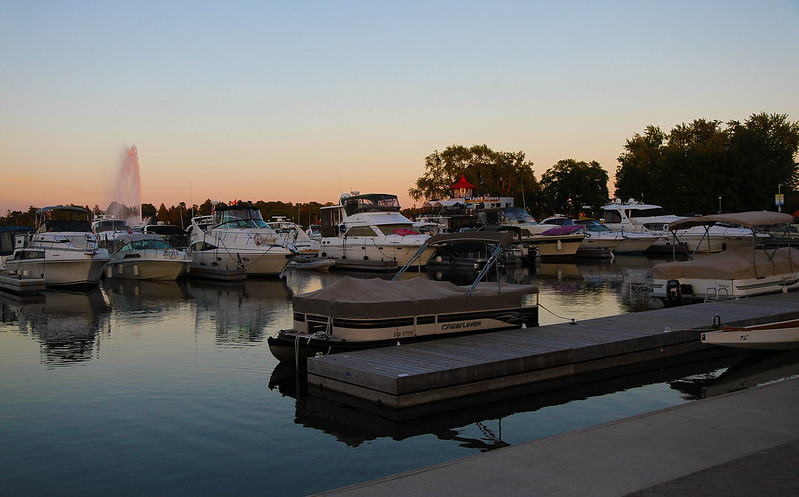 peterborough marina