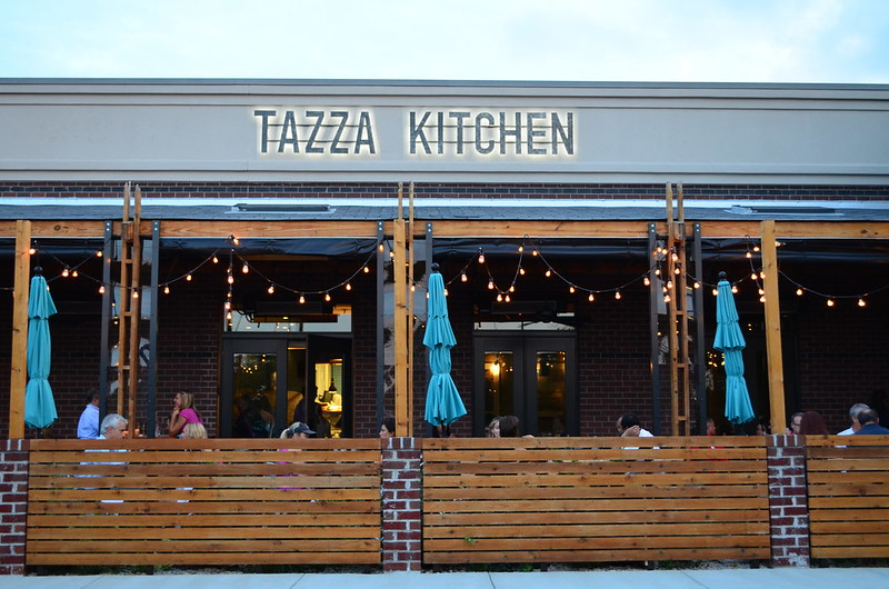 river city food and wine a visit to tazza kitchen