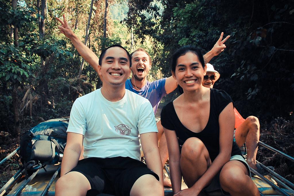 Toploading, Port Barton, El Nido, Jeepney, Philippines