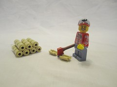 Splitting Lego