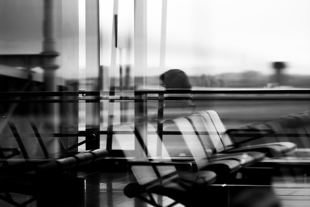 Project 365: #251 - Reflections on waiting
