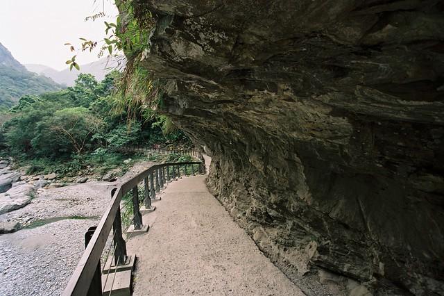 砂卡礑步道