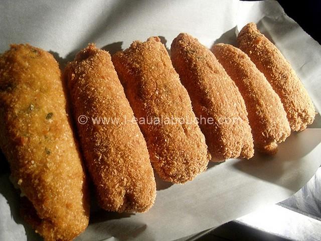 Cordons Bleus Panés aux Flocons de Pommes de Terre © Ana Luthi Tous droits réservés 003