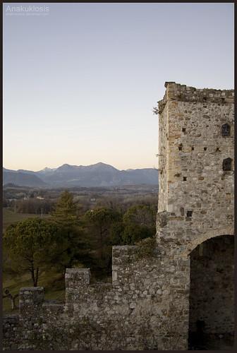 italy castle nature canon photography landscapes mount fortification castello canoneos friuli friuliveneziagiulia canoneos400d canon400d montecuar santarcano cuàr