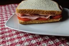 Mesquite Turkey Sandwich - 1