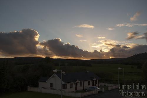 sunset sky landscape estate horizon inspiring jonasdellowphotography