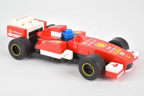 Race Car Nose Pieces