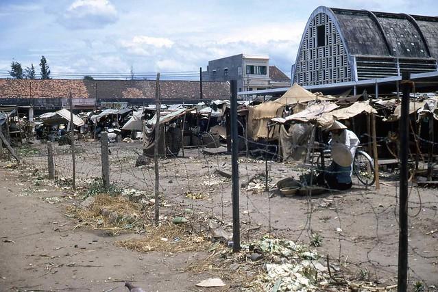 QUI NHON 1967-68 - Chợ Qui Nhơn