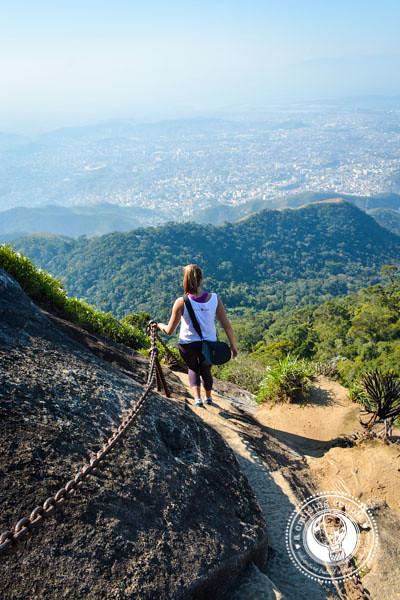 The Best Views in Rio Hiking Tijuca Peak Rio de Janeiro