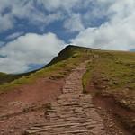 The Pathway Up Corn Du