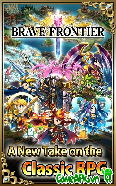 Brave Frontier RPG v1.2.96 hack full cho Android