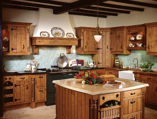 Decorating Ideas for Kitchens in A Budget