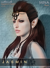 MINA Hair - Jasmin for We <3 Roleplay