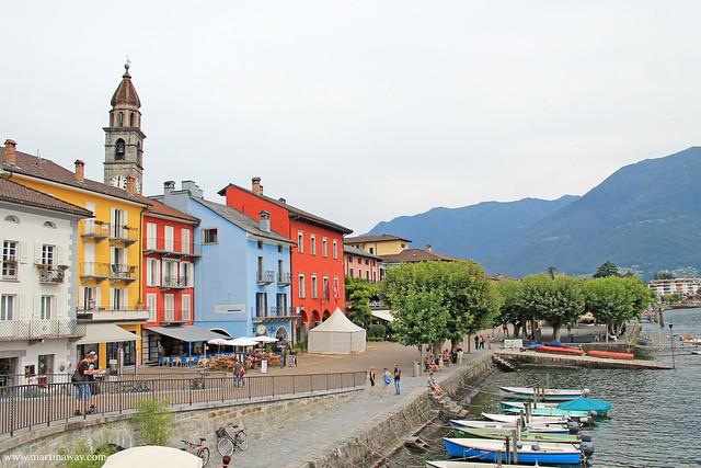 Colorful Ascona
