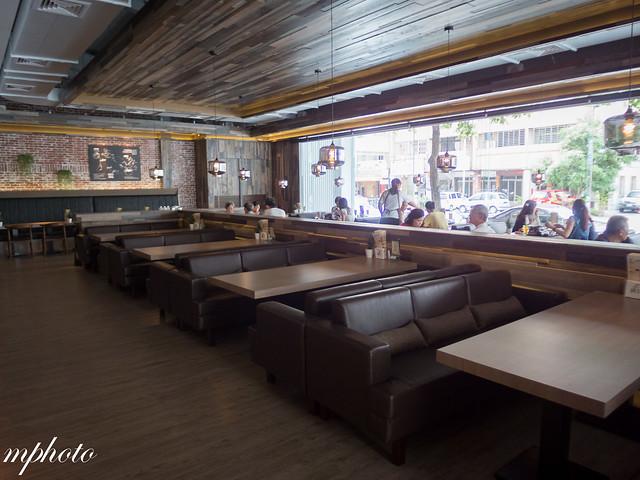 台中 聚餐餐廳 自在森林 咖啡廳