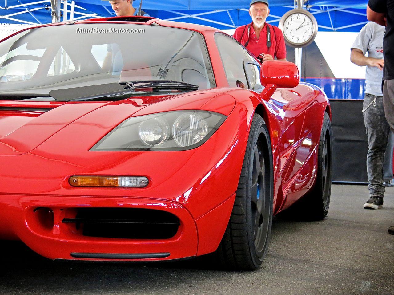McLaren F1 Laguna Seca