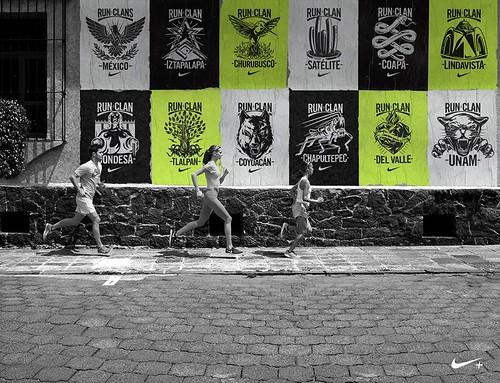 Nike Run Clans