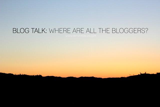 blogtalkwherearethebloggers