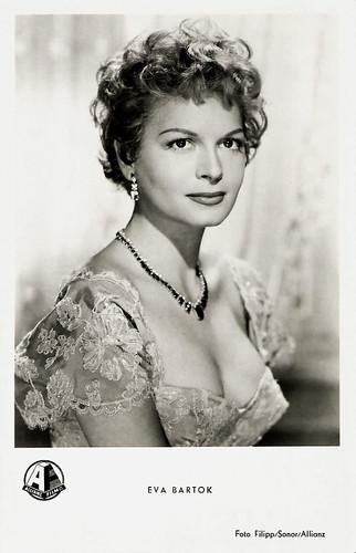 Eva Bartok