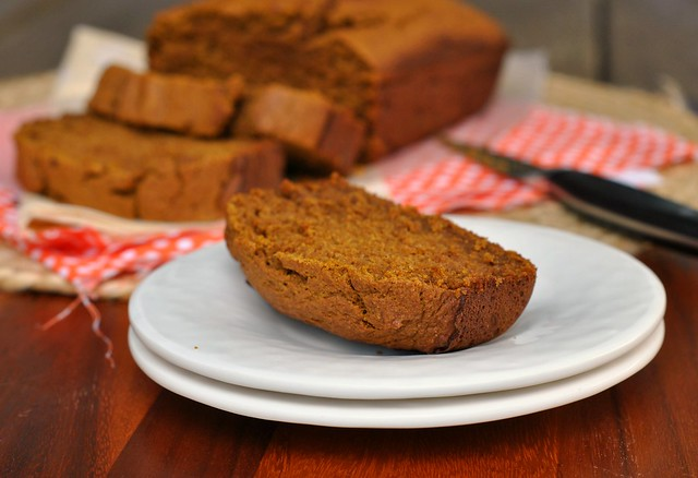 Pumpkin Pie Bread 3