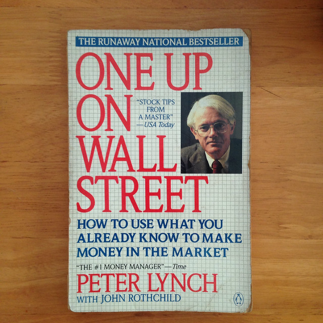 One Up On Wall Street / Peter Lynch