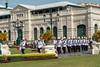 Chaning of the Guard at Grand Palace