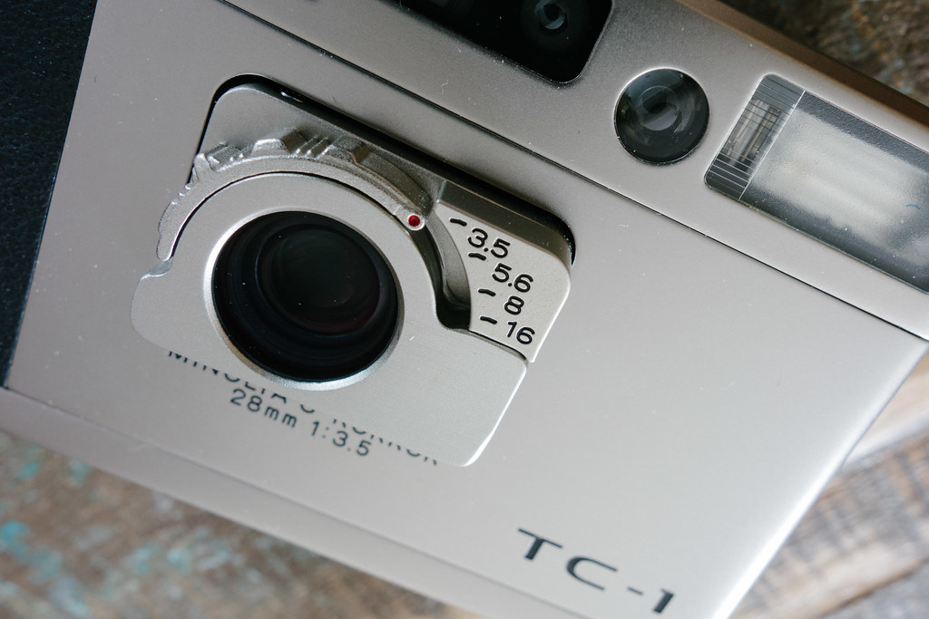 Minolta TC-1