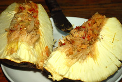 Pappy Roy's Stuffed Breadfruit