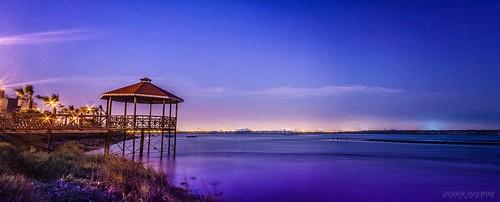 sunset luz peru night canon landscape atardecer noche lima paisaje nite nocturno callao lapunta xti 400d canoneos400ddigital jesusguerrafotografia
