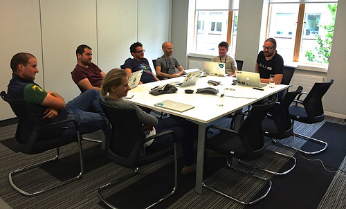 Scala Training at Gilt's New Dublin Office