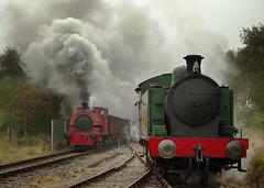 Chasewater Railway Charter 19/9/14