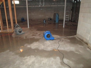 Flood Cleanup Services in Southamton PA (1)