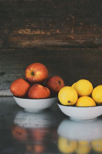 frozen apple halva | A Brown Table