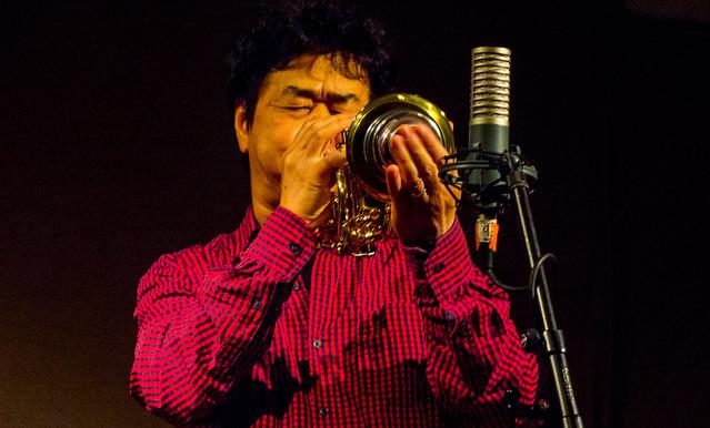 Fujii, Tamura, Russell, Cafe Oto 8.9.14