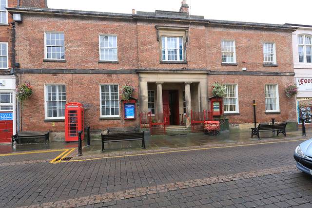 Friends Meeting House, Darlington