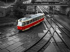 Tatra T3 Kiev tram