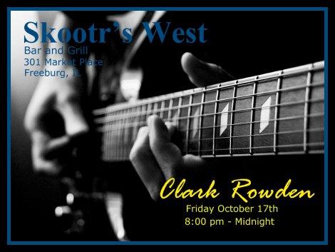 Clark Rowden 10-17-14