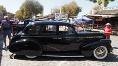1940 Chevrolet Master Deluxe 4 Door Sedan '54 B 526' 2