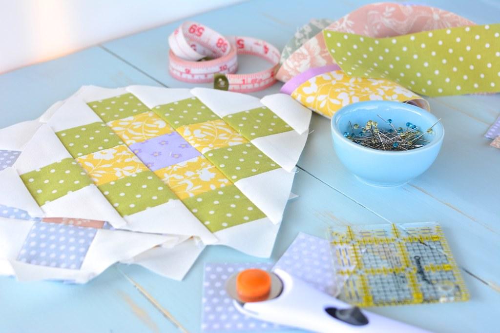 WIP: Granny Square Quilt