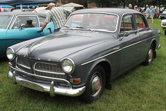 automobile, automotive exterior, vehicle, antique car, volvo cars, sedan, classic car, land vehicle, volvo amazon,