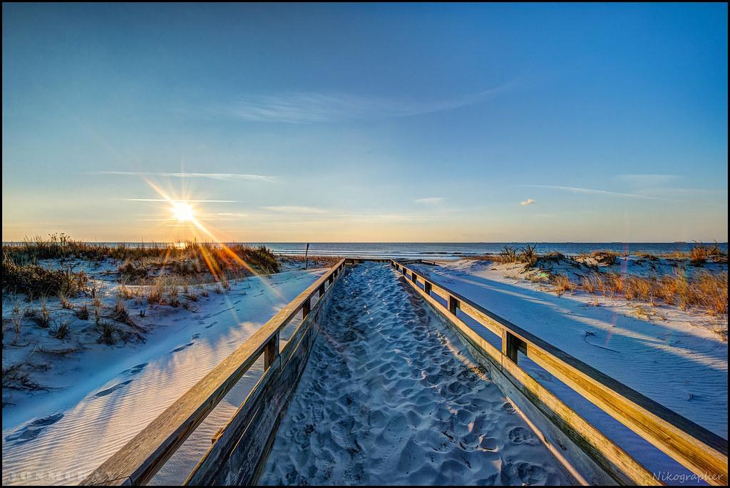 Lido Sunrise