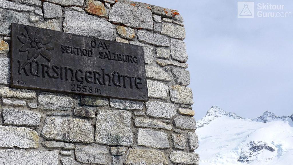 Kürsinger Hütte Venedigergruppe - Hohe Tauern Österreich foto 17