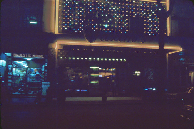 SAIGON 1967 - Photo by ken - Maxim's at night