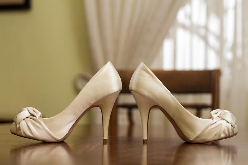 Los zapatos de Angélica