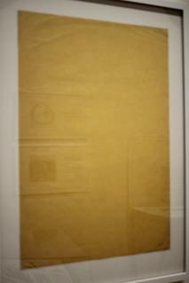 Affiche en braille, Roland Topor, Olivier O. Olivier, Willem van Malsen, 1971 - Exposition Topor à la BnF