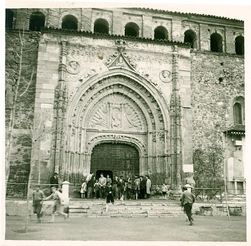 Iglesia de Santiago el Mayor de Torrenueva (Ciudad Real)