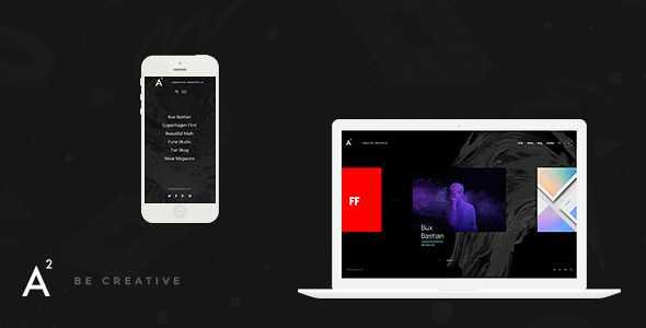 A2 WordPress Theme free download