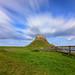 Lindisfarne Castle by John Soliven