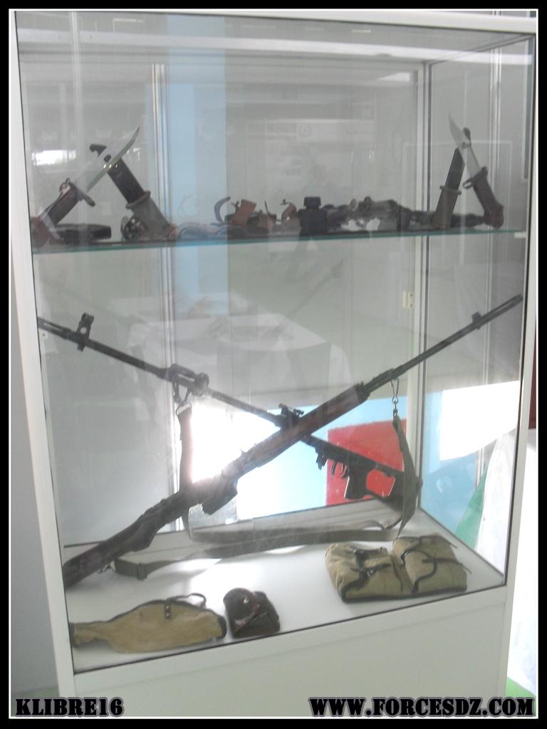 الصناعة العسكرية الجزائرية  [ AKM / Kalashnikov ]  33748678196_86ec1ff45d_o